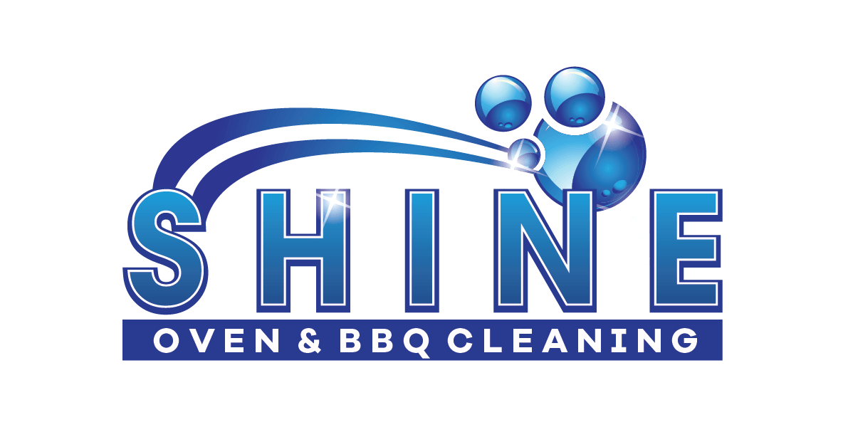 Shine oven and bbq cleaning logo