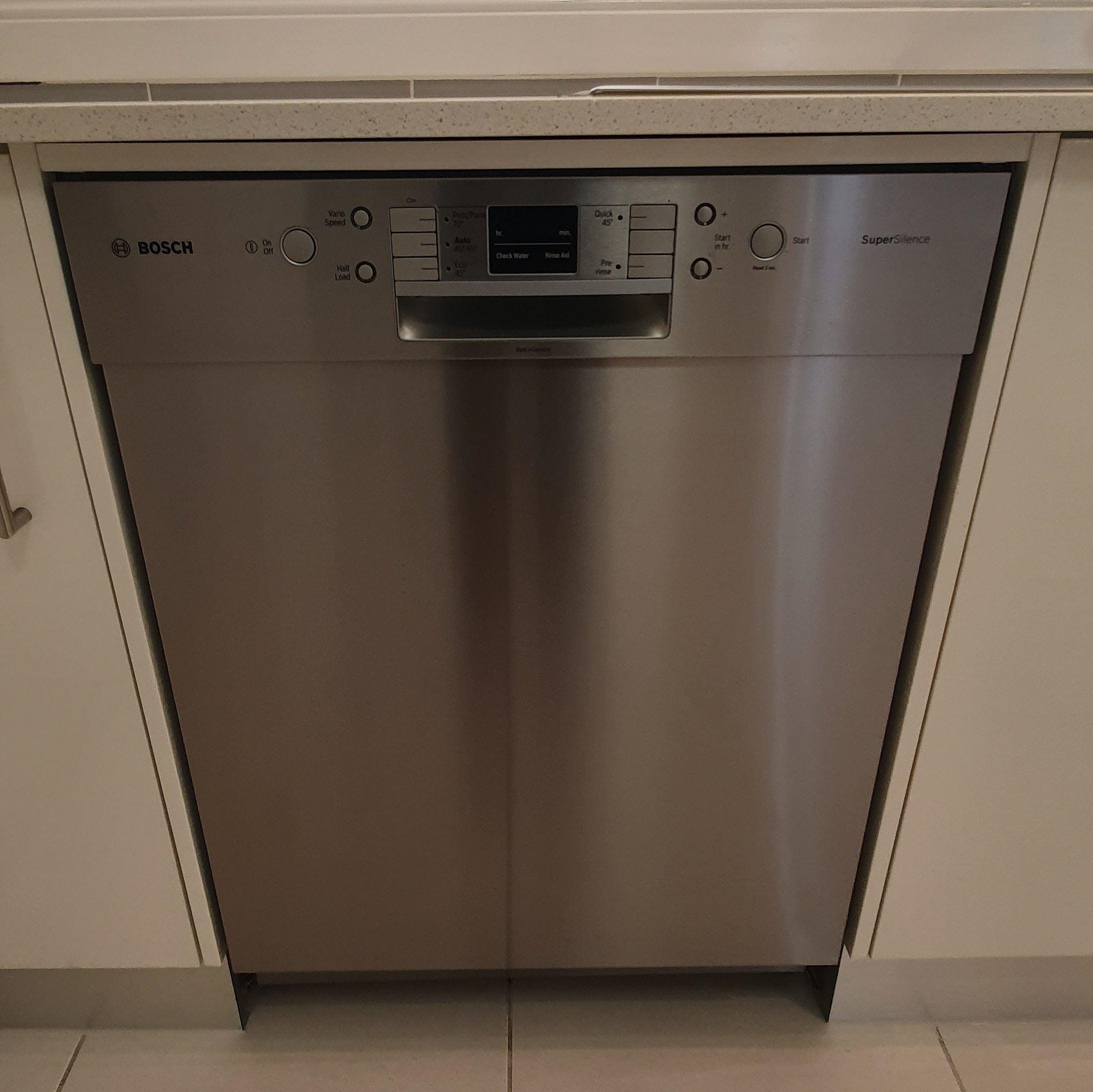 Clean Dishwasher (Appliance Cleaning)