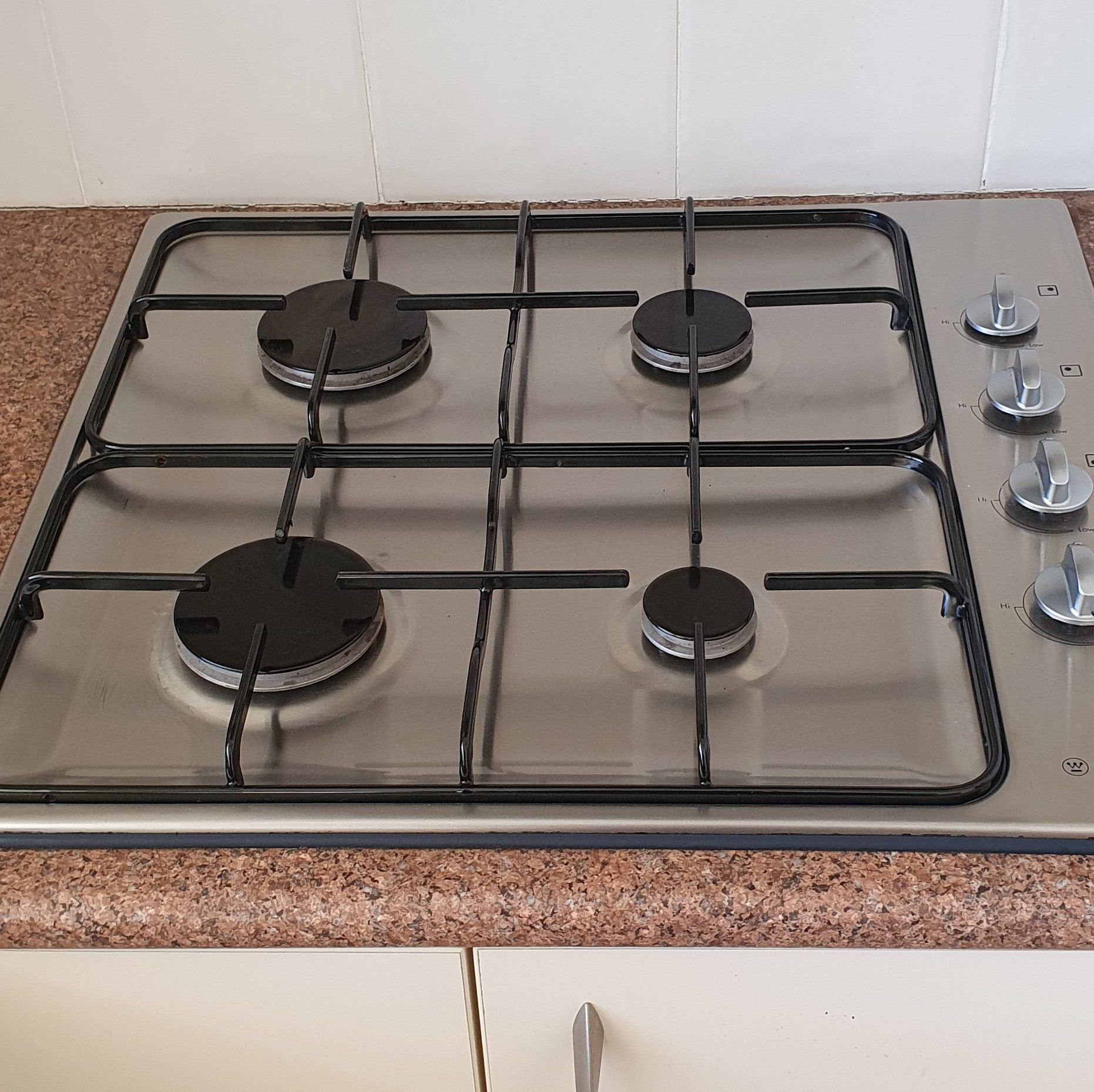 Stove Cleaning Image